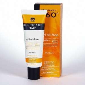 Heliocare 360 Oil Free Gel Spf 50 50ml