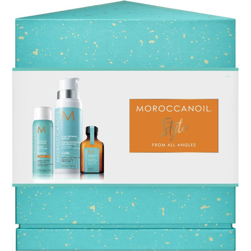 Moroccanoil Style Gift Set