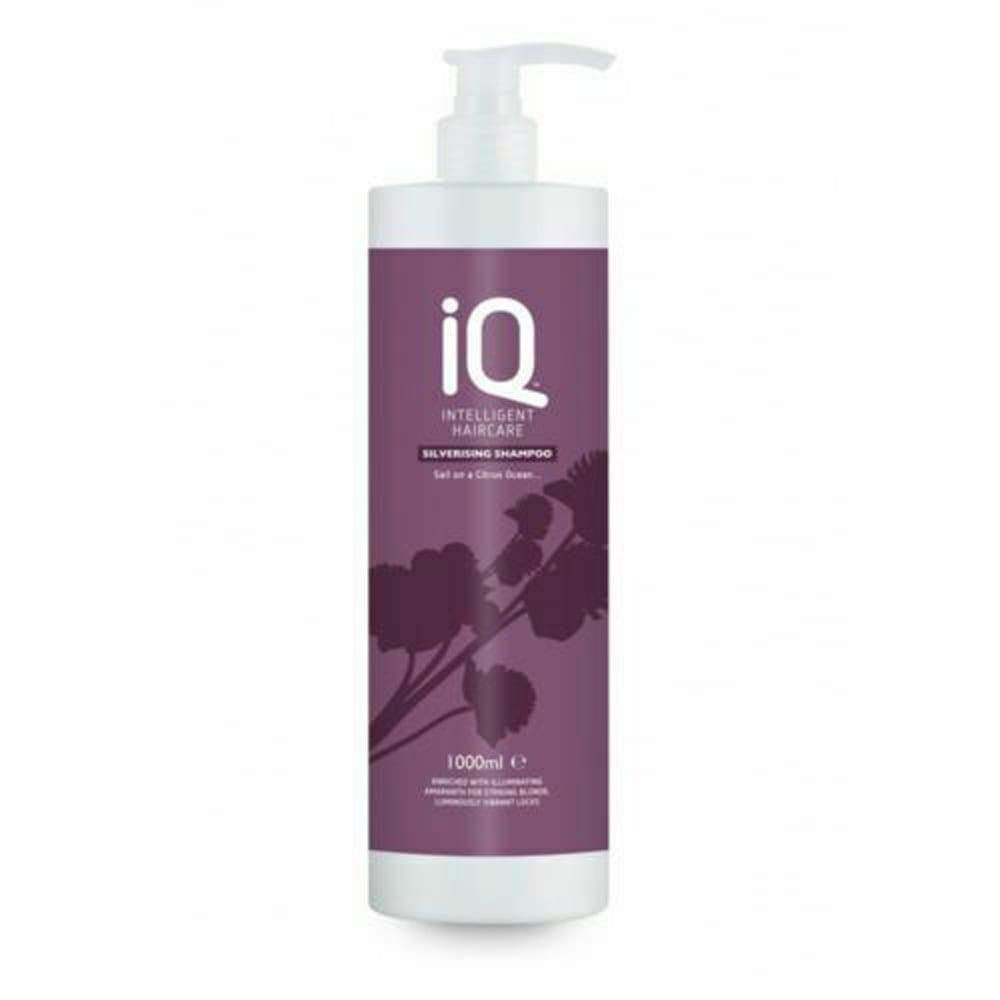 IQ Silverising Shampoo 1000ml