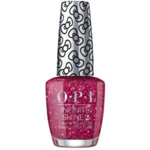 OPI Infinite Shine Hello Kitty Collection Dream In Glitter 15ml
