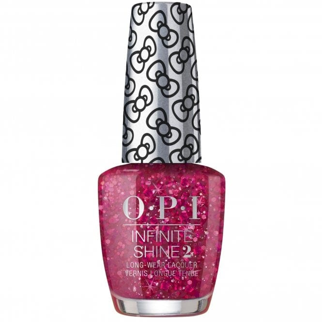 OPI Infinite Shine Hello Kitty Collection Dream In Glitter 15ml