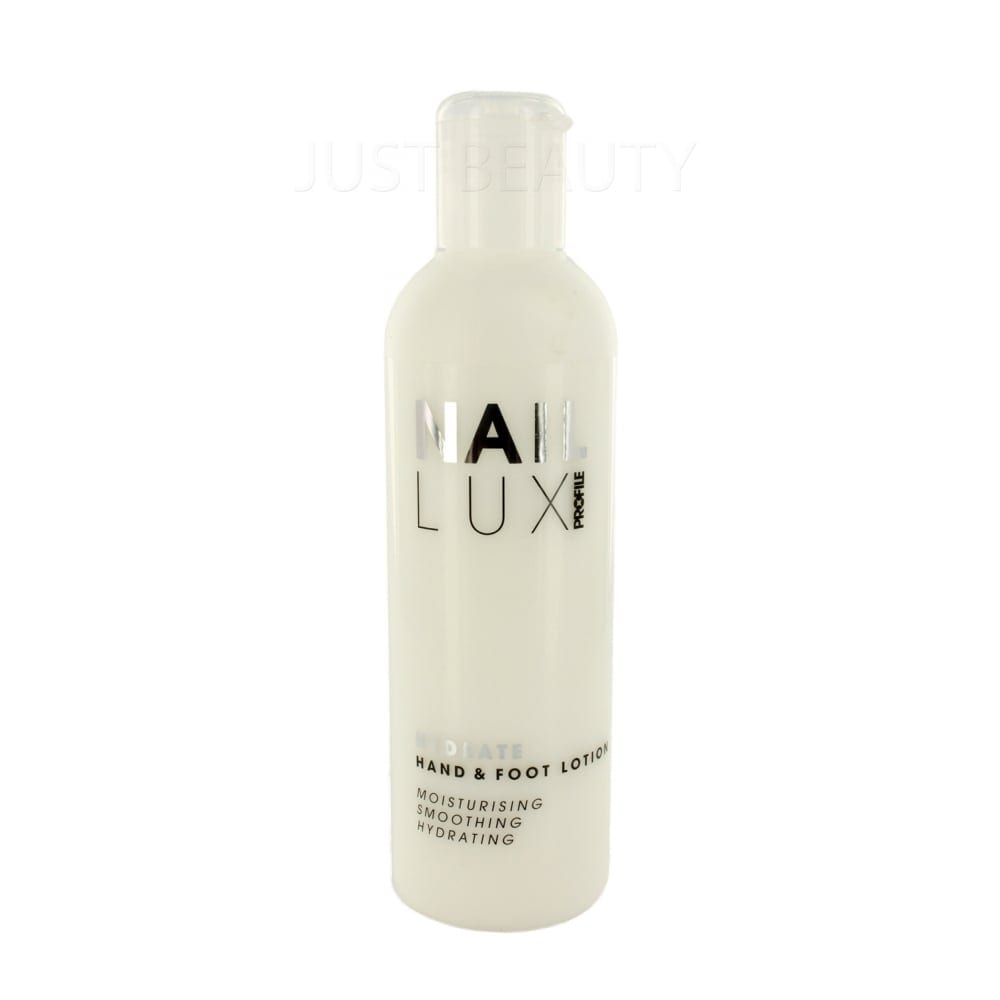 SALON SYSTEM Nail Lux Hydrate Hand & Foot Lotion 250ml