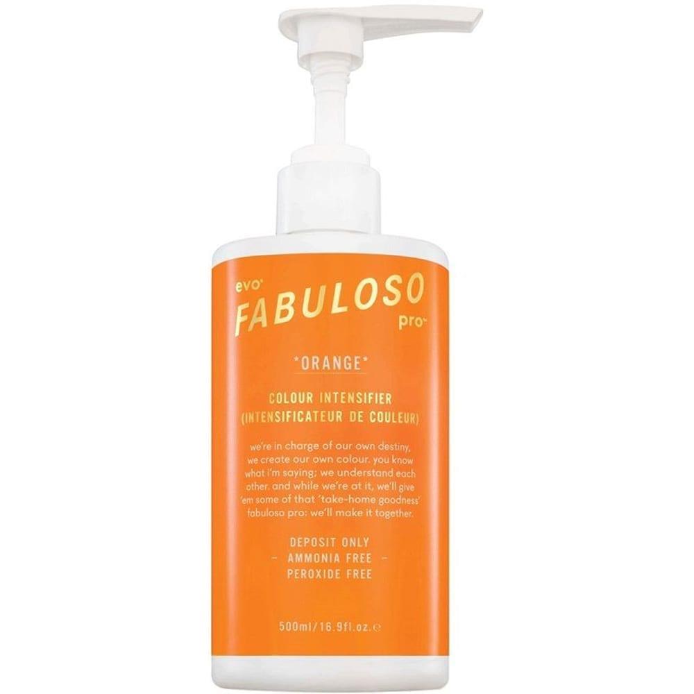 Evo Fabuloso Pro Colour Intensifier Orange 500ml