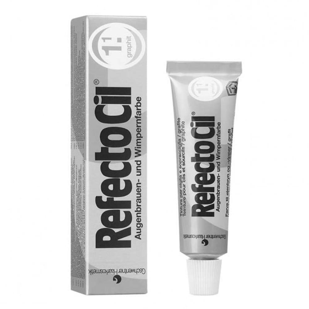 Refectocil Lash And Brow Tint 1.1 Graphite 15ml