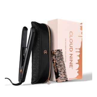 Cloud Nine The Touch Iron Alchemy Gift Set 2019 + FREE Luxury Texture Comb