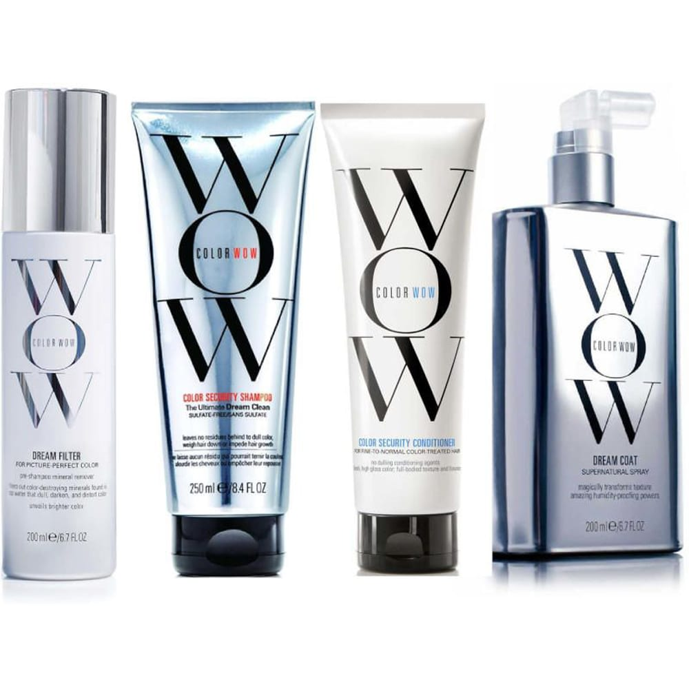 COLOR WOW Dream Clean Pack