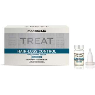 Montibello Cryoactive Hair-Loss Control Treatment Concentrate 7ml (10)