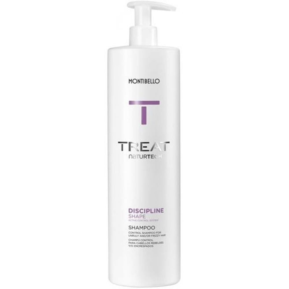 Montibello Treat Naturtech Discipline Shape Shampoo 1000ml