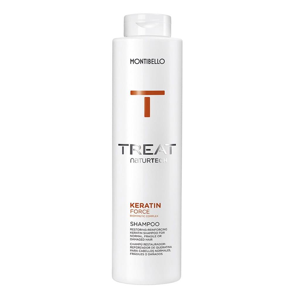 Montibello Treat Naturtech Keratin Force Shampoo 500ml