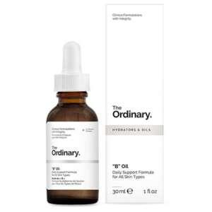 The Ordinary B Oil