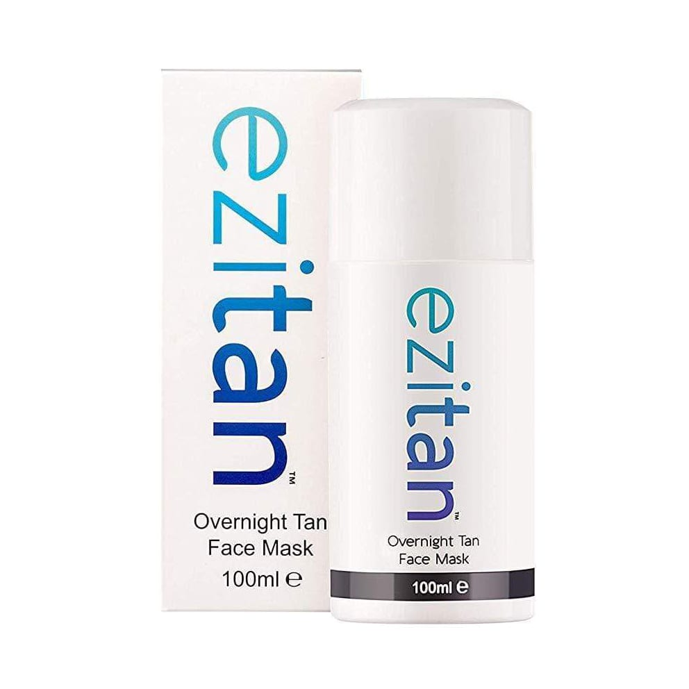 EZITAN OVERNIGHT TAN FACE MASK 100ML