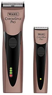 Wahl Academy Chromstyle and Chromini Limited Edition Kit Rose Gold