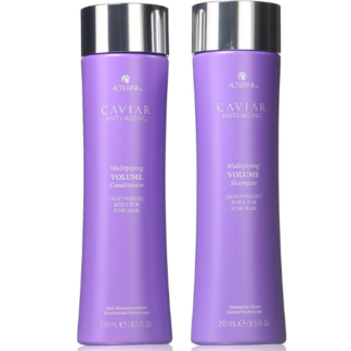 Alterna Caviar Multiplying Volume Shampoo & Conditioner 250ml Duo