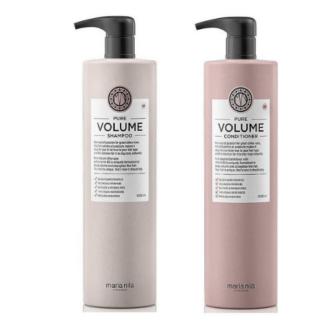 Maria Nila Pure Volume Shampoo & Conditioner