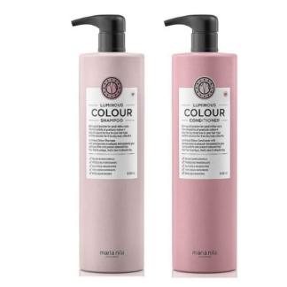 Maria Nila Luminous Colour Shampoo & Conditioner