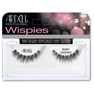 : Ardell Natural Lashes Black, Baby Wispies