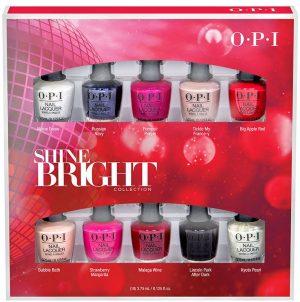 OPI Shine Bright Mini Nail Lacquer Pack