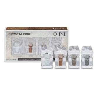 OPI Swarovski CrystalPixie Nail Art