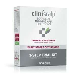 Joico Cliniscalp 3 Step Kit for Chemically Treated Hair Early Stages