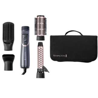 REMINGTON Curl & Straight Confidence Rotating Hot Air Styler