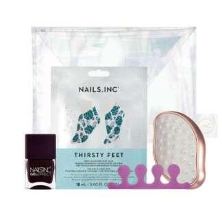 Nails Inc Pedicure Kit Kensington
