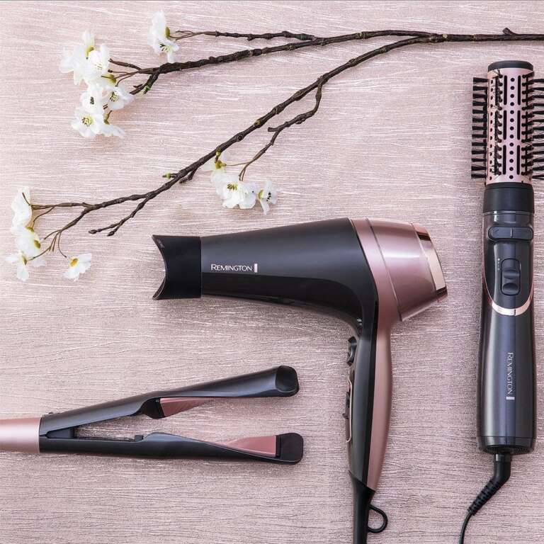 Remington hair dryers, Clippers and stylers