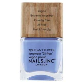 Nails Inc Soul Surfing Plant Power Nail Polish 14ml