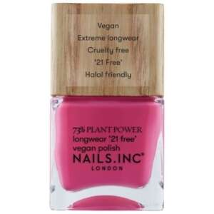 Nails Inc U Ok Hun? Plant Power Nail Polish 14ml