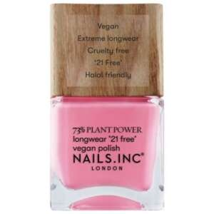 Nails Inc Detox On Repeat Plant Power Nail Polish 14ml