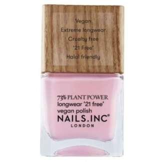 Nails Inc Everyday Self Care Plant Power Nail Polish 14ml