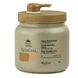KeraCare Intensive Restorative Masque Weak & Damaged Hair 32oz